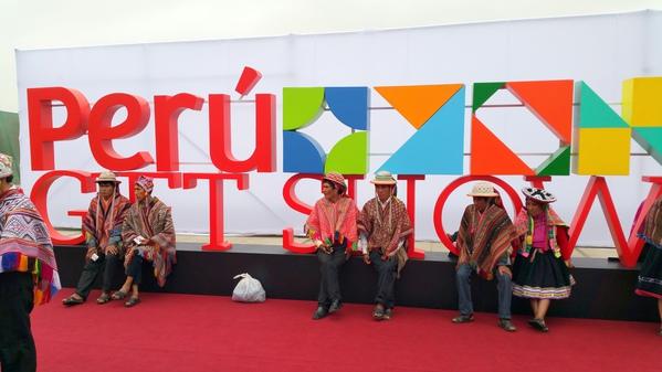 Trek and Travel Peruacute Gift Show