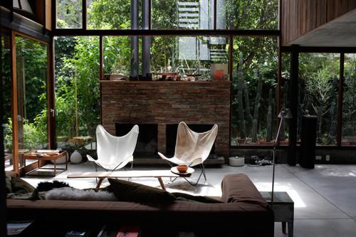 Home Tour Alejandro Sticottirsquos Buenos Aires Oasis