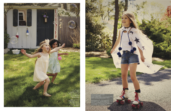 See Our Argentine Tulmas Pompoms in UK Magazine baby amp me