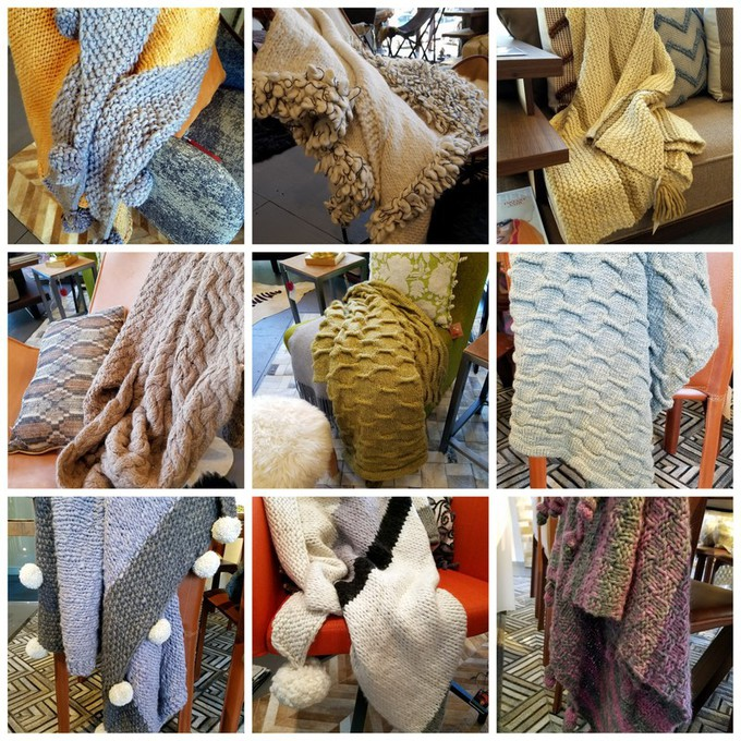 Sourcing and wholesaling these and other fine hand woven pieces